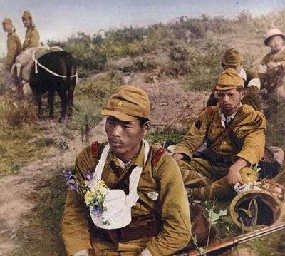 Image du japon pendant la grand guerre