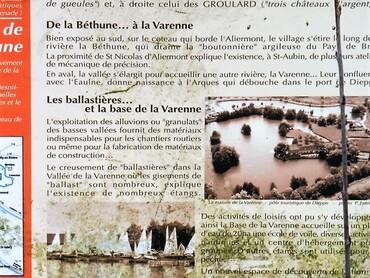 Vallée de La Varenne - Saint-Aubin-le-Cauf