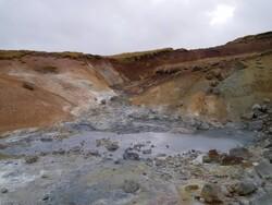 29 octobre, Gullfoss, Geysir, Seltún