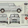 Austin Se7en Van 1960-61