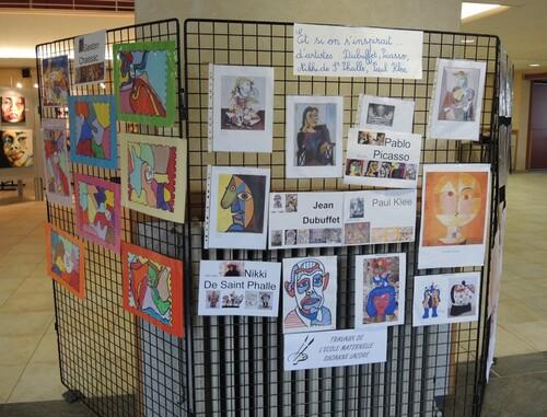 FESTI'ARTISTES à VENDIN LE VIEIL ce week end
