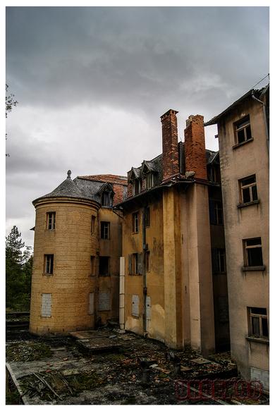 Sanatorium du spectre