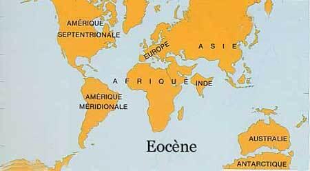 Eocène