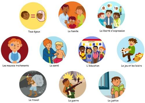 Journée des droits de l'enfant
