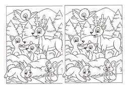 dessin à colorier
