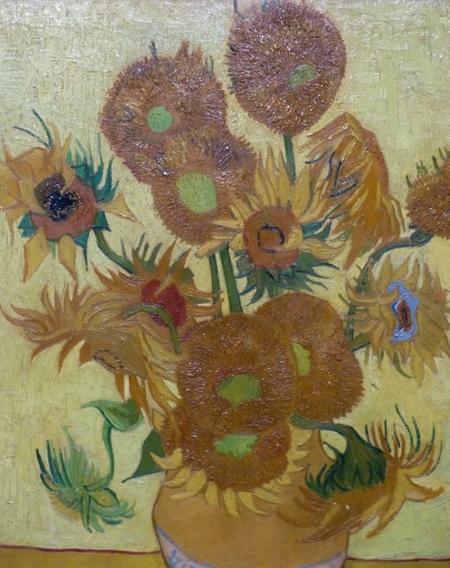 Van Gogh, musée d'Amsterdam