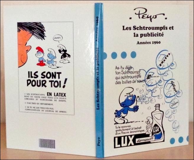 Peyo et les Schtroumpfs : publicités années 1960
