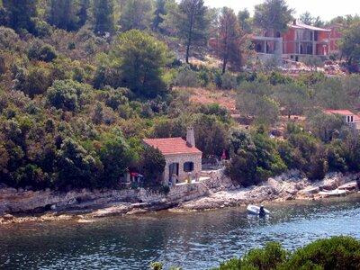 Croatie - Korčula : Trésor à ciel ouvert
