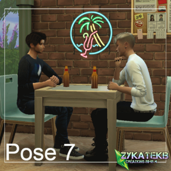 Story Poses - NSLME 10