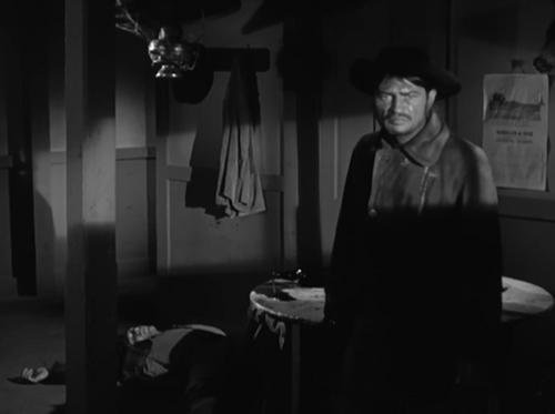 Le sentier de la vengeance, Gun fever, Mark Stevens, 1958