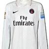 Jérémy CLEMENT : Maillot PSG porté CDL 13.01.2010
