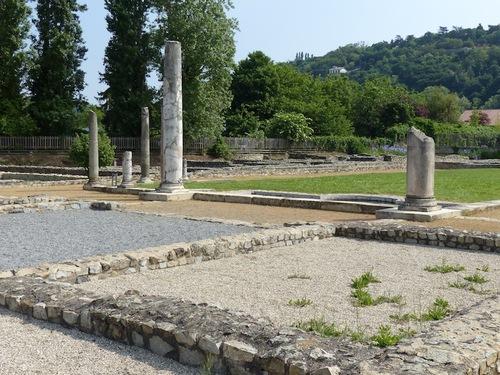Musée et Vestiges de Saint Romain en Gal (69)