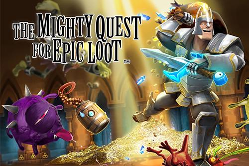 ประกาศชัดจาก Ubisoft เผย Mighty Quest จะฟื้นตำนานความสนุกอีกครั้งบนระบบมือถือ