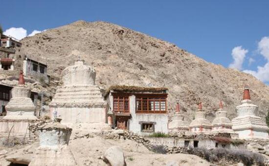 monastère de Chemrey
