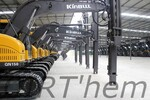 KINBULL MACHINERY:  lancement des engins de coupe high-tech.