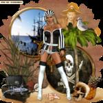 Mes Créas Pirate