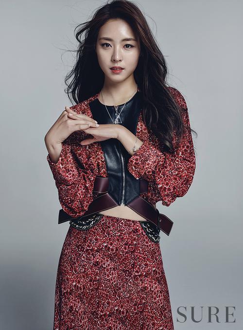 Boa et Lee Yeon Hee pour Sure