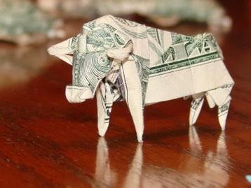 Le maître de l'origami