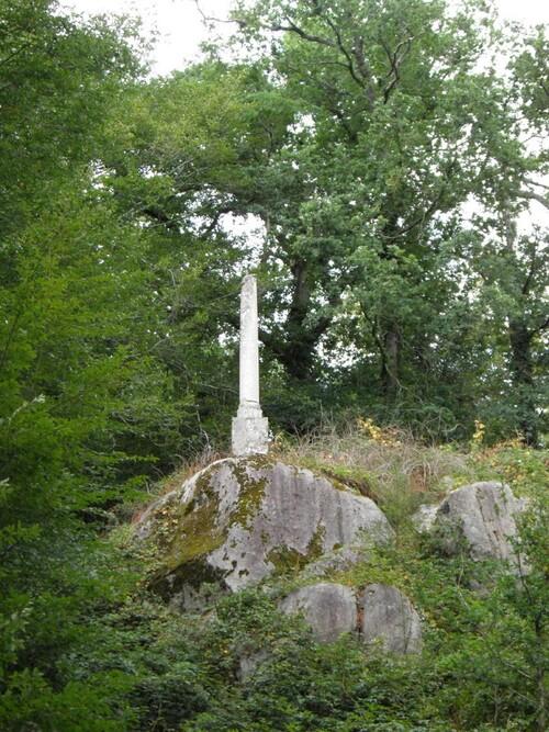 Le domaine de la Garenne Lemot à Clisson (Loire Atlantique)