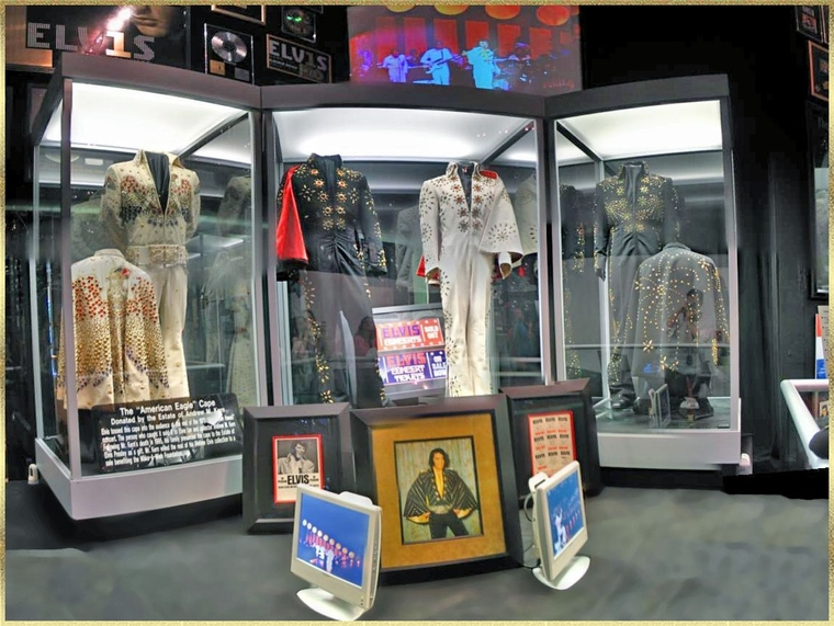 Elvis L'accisition de Graceland