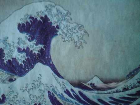 JE MARCHE SUR L'OCEAN
