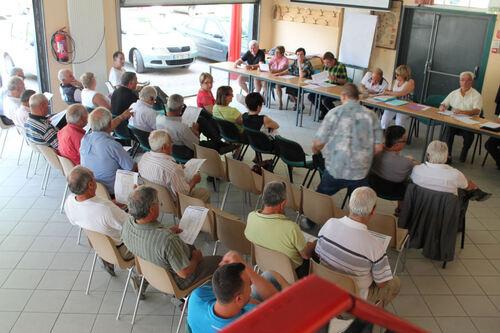 8 Juin 2014 Assemblée générale Unitalia