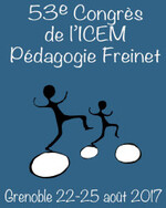 Congrès de l'ICEM-Pédagogie Freinet 2017