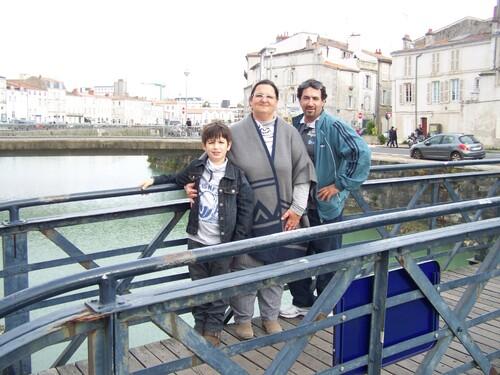 Suite week-end à La Rochelle
