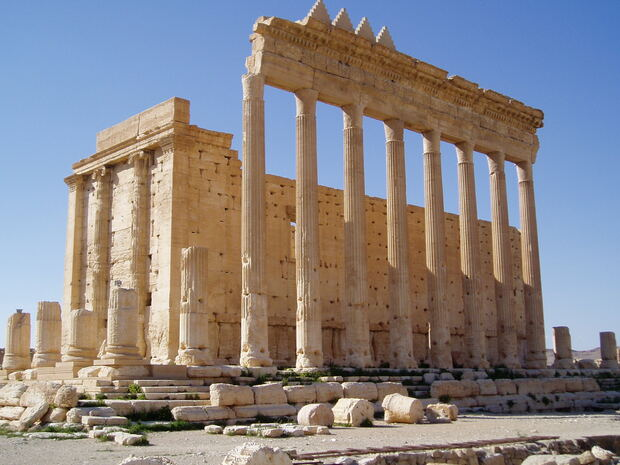 Palmyre - Tadmor (Requiem)