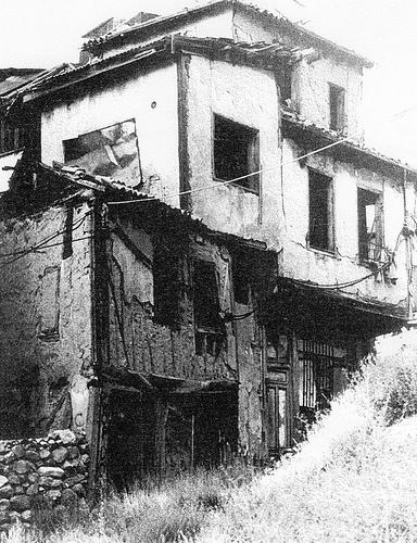 Image de maison à rénover pour l'énoncé n° 6 du niveau sixième