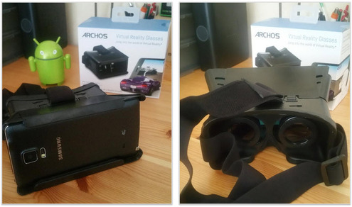 Archos VR : la réalité virtuelle made in France !