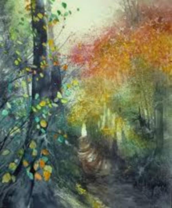 Aquarelles d' Isalelle Nicolas Maignan