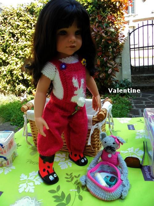 valentine comme Juliette...