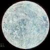 Les différents sites d'alunissage des missions lunaires