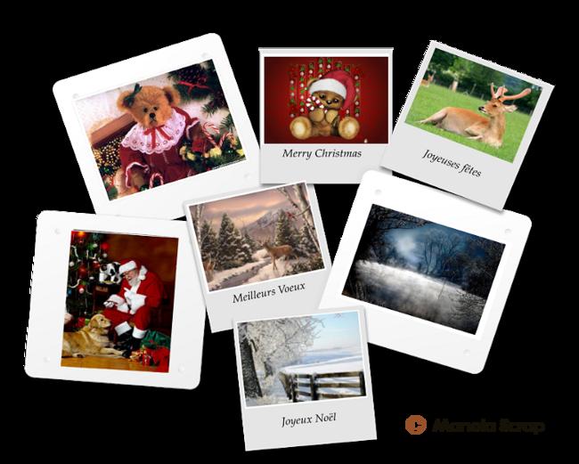 Cartes de Noël 2