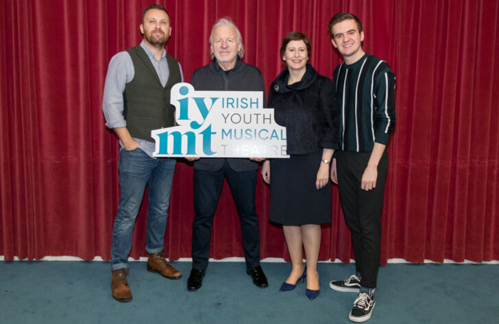Photos lancement I Y M T  Irish Youth Musical Theater