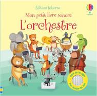 Mon petit livre sonore- L'orchestre