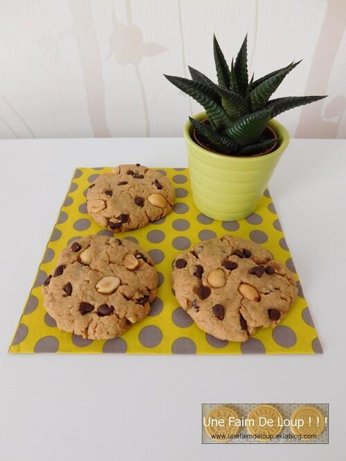 Cookies aux cacahuètes