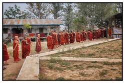 Le Monastère de Pha Yar Taung