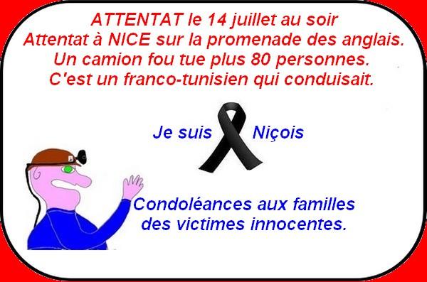 Attentat à Nice , plus de 80 personnes innocentes tuées?