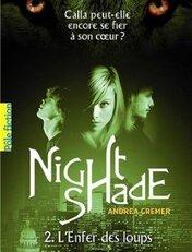NightShade, T2 - Andrea Cremer