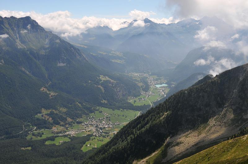 Randonnée en Italie : le mont Zerbion (3)