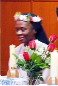 Profession de Sœur Marie‐Rachel de la Croix  - Clarisse