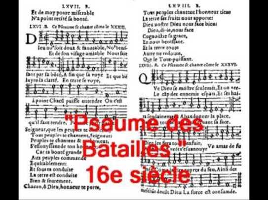"""Résultat de recherche d'images pour """"Le psaume des batailles"""""""