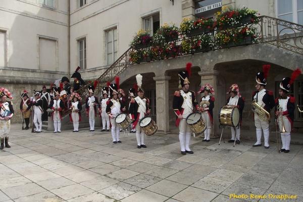 Châtillon sur Seine accueillit le congrès de 1814