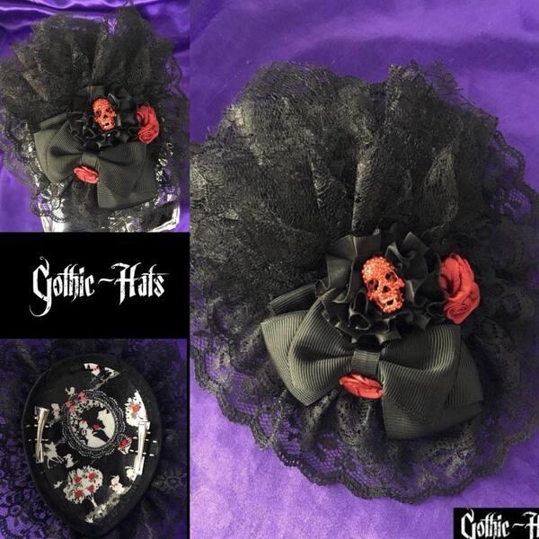 Boutique Gothic-Hats
