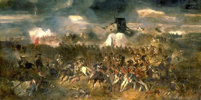Waterloo, les hémorroïdes et la vessie de l'empereur