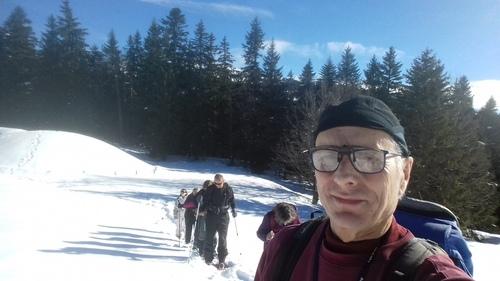 """""""Sortie Neige"""" - Dimanche 28 janvier 2018 - L'après-midi"""