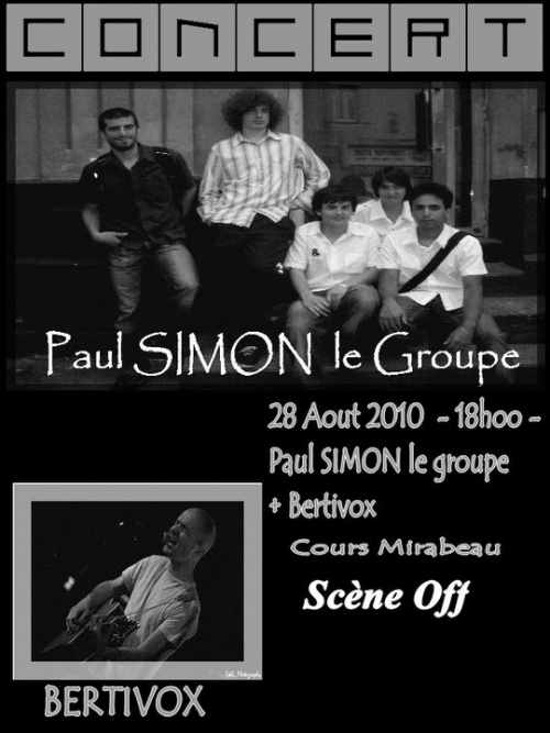 Paul Simon Le groupe