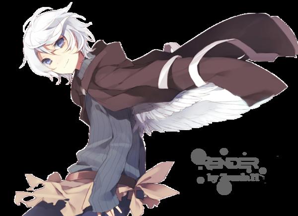Anime Boy by zvezda11
